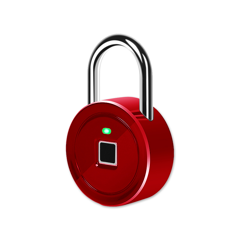 BioLock P10智能指纹圆挂锁
