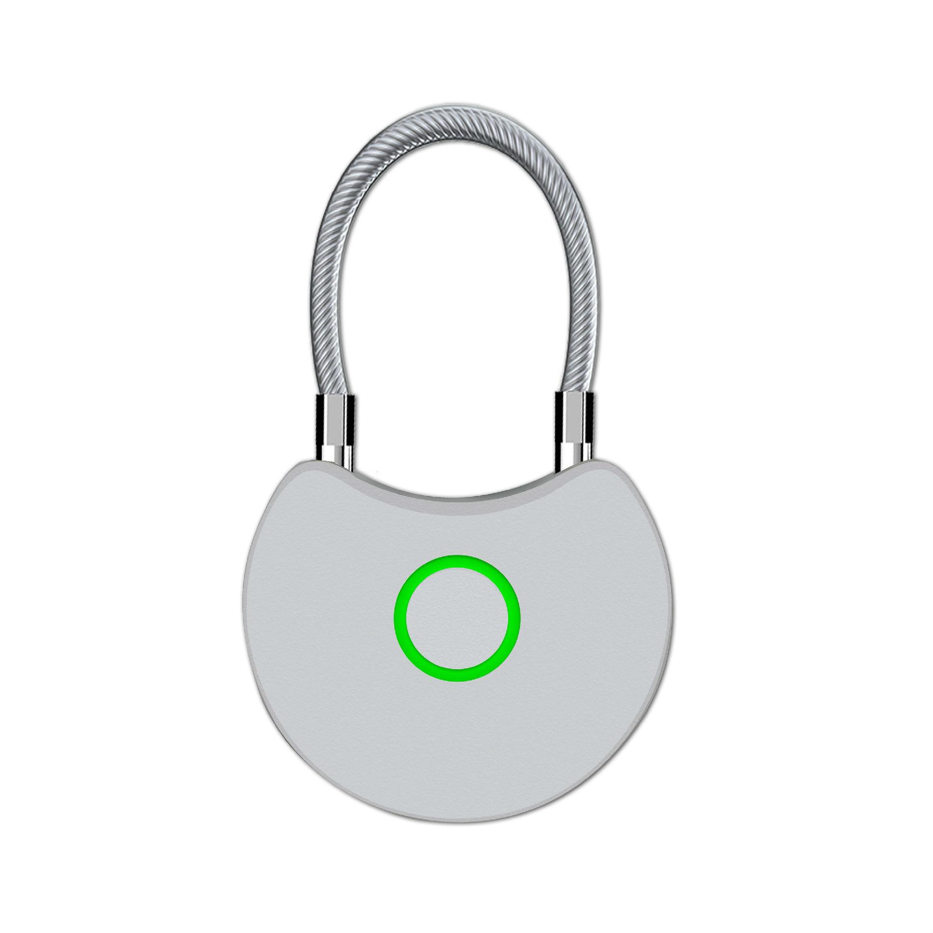 BioLock Q1智能指纹挂锁