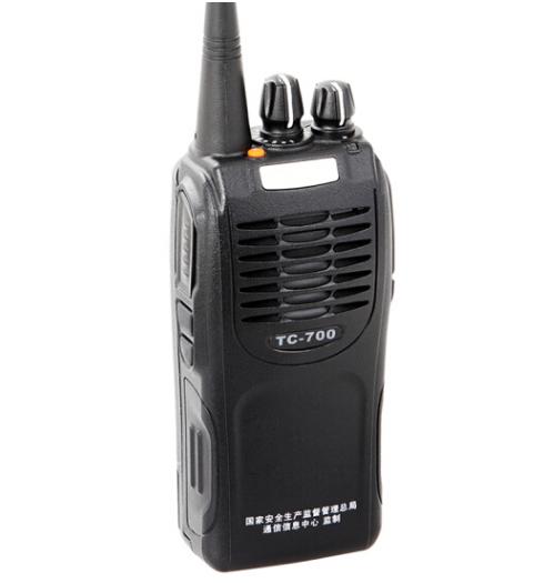 海能达(Hytera)TC700 对讲机 商用专业对讲手台 通话距离远