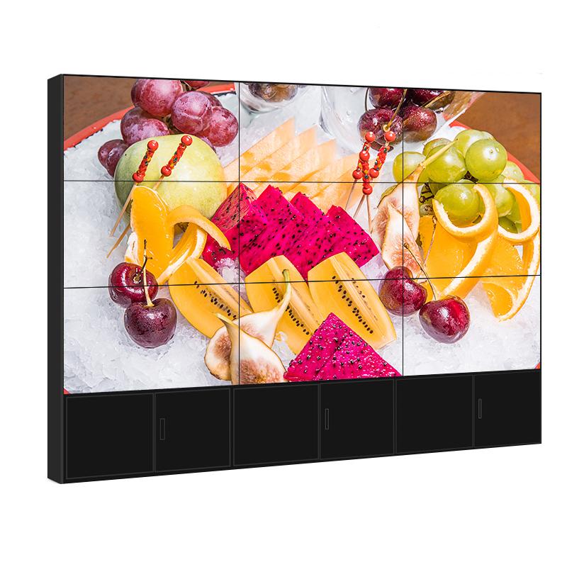 43/46/49/55寸三星液晶拼接屏 无缝高清LED电视墙显示屏