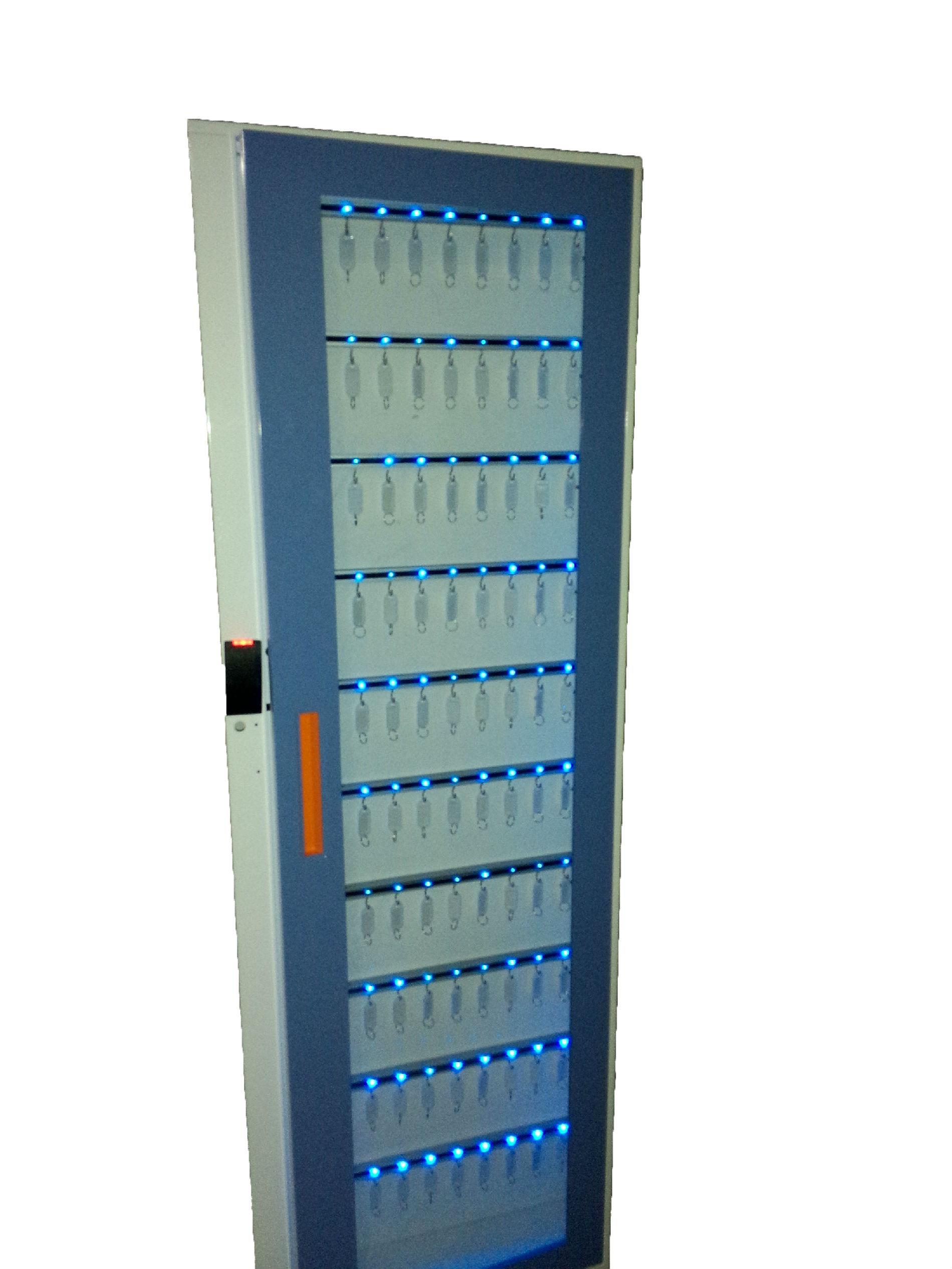 埃克萨斯 停车场专用智能钥匙柜 E-key2 电控智能钥匙柜钥匙箱