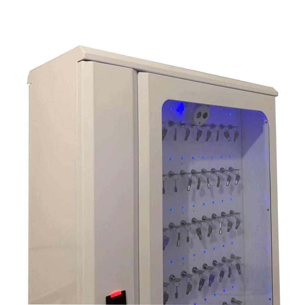 埃克萨斯办公钥匙柜E-key4写字楼智能钥匙柜钥匙箱智能管理系统