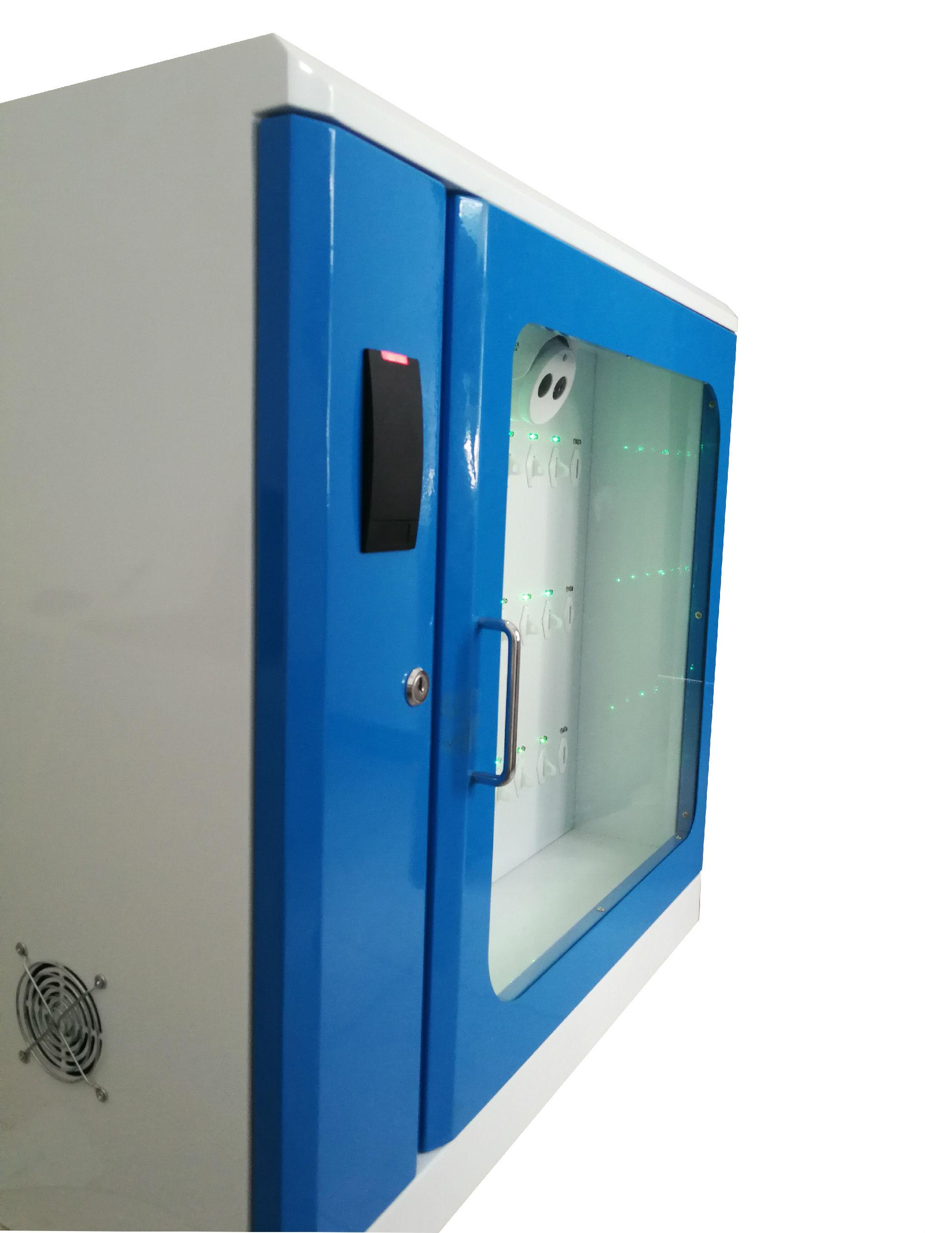埃克萨斯E-key5mini部队智能钥匙柜 汽车智能钥匙管理系统厂家直销