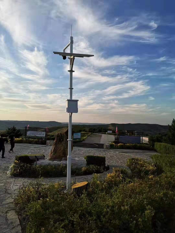 新农村专用4G太阳能监控