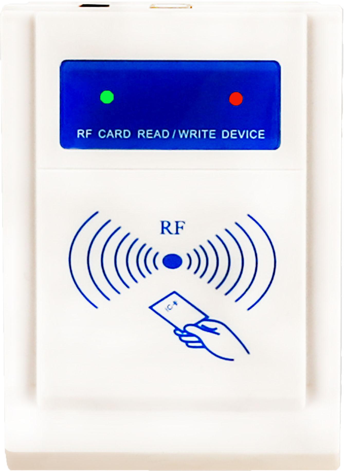 2.4G有源RFID远距离标签发卡机