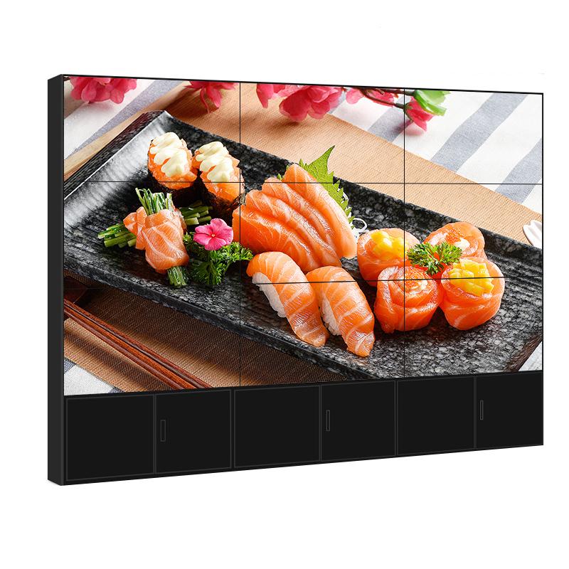 三星拼接屏46寸3.5mm拼接大屏液晶拼接屏电视墙视频监控系统厂家
