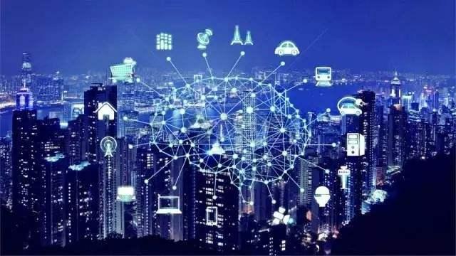人工智能(AI)大数据广泛应用到智慧城市中