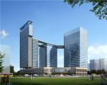 捷顺科技中心大楼封顶