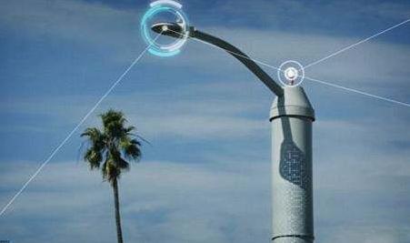 智慧城市中容易被人们忽略安防路灯