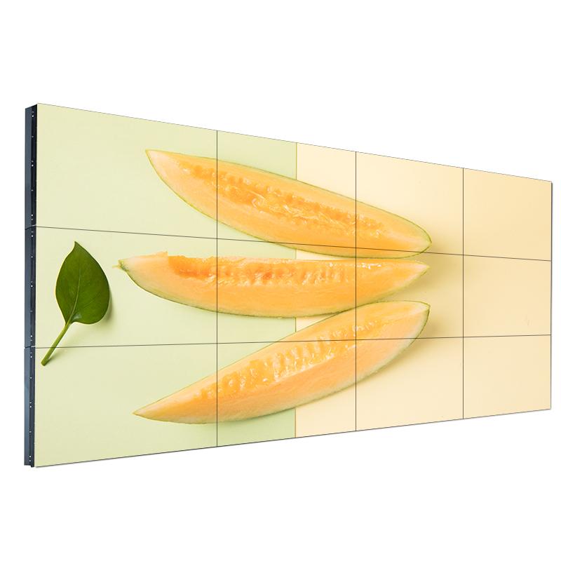49寸3.5mmLG液晶拼接屏超窄边网咖KTV酒吧监控电视墙高清显示屏
