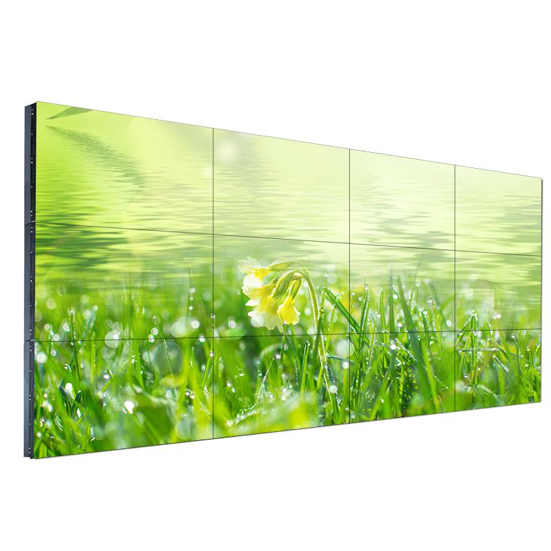 三星55寸液晶拼接屏电视墙 高清超窄边3.5mm监控酒吧会议LED大屏整机