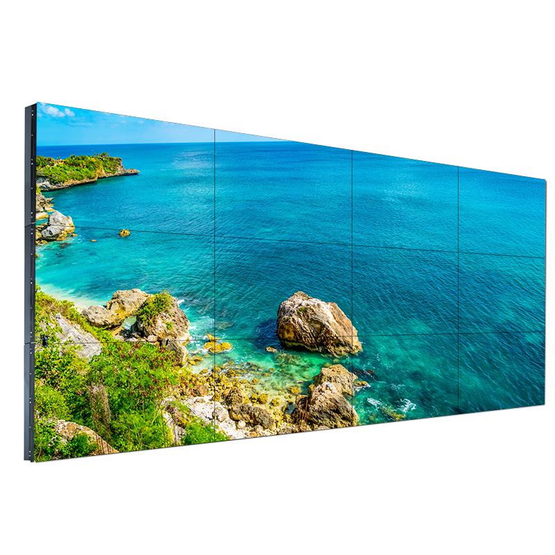 LG49寸液晶拼接屏电视墙55寸三星无缝大屏幕ktv显示屏46/55监控显示器