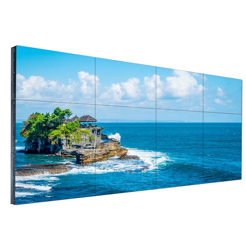 液晶拼接屏电视墙多屏LED46寸55寸高清三星超窄边无缝监控显示器
