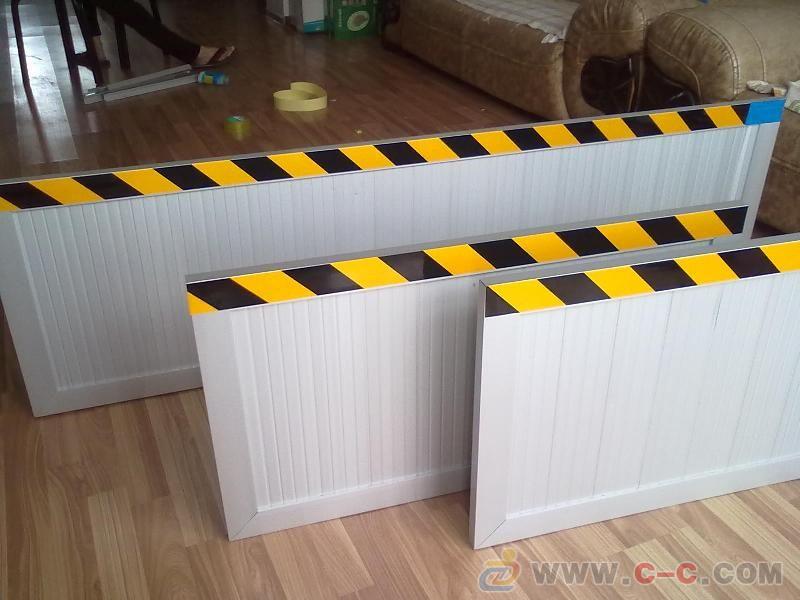 配电室门口铝合金挡鼠板 优质防鼠板厂商