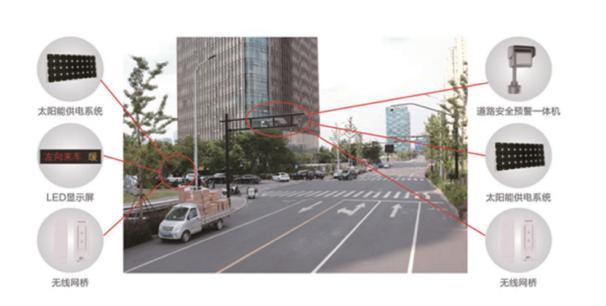 """道路交通安全的""""先知者"""" ——评测海康威视雷视道路安全预警一体机"""