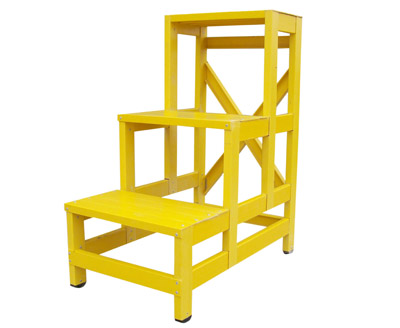 供应玻璃钢绝缘高低凳价格 绝缘高低凳厂家
