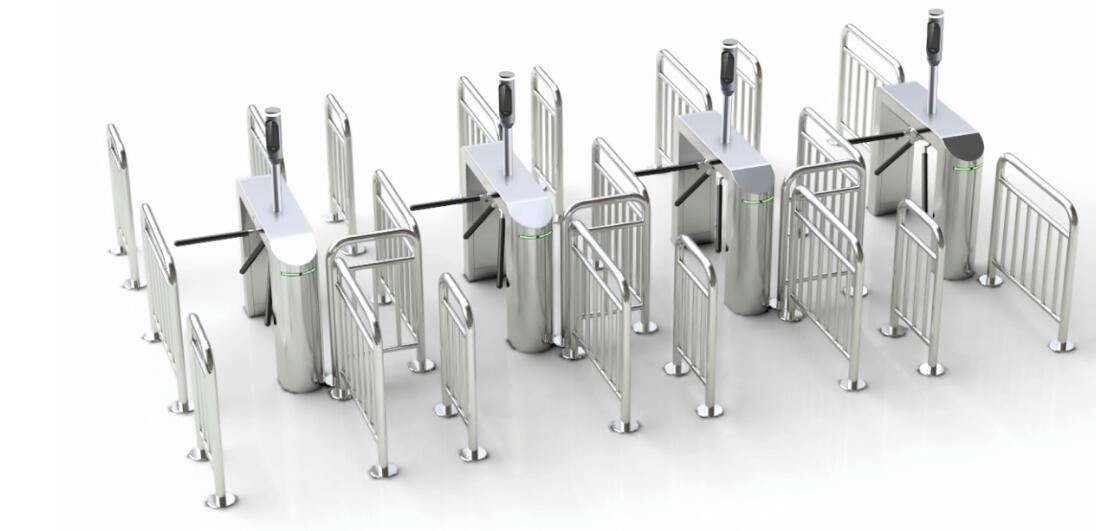 人脸识别闸机已成为各大办公楼和景区的出入口管理设备