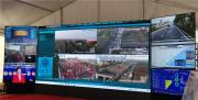 清新互聯助力合肥國際馬拉松賽