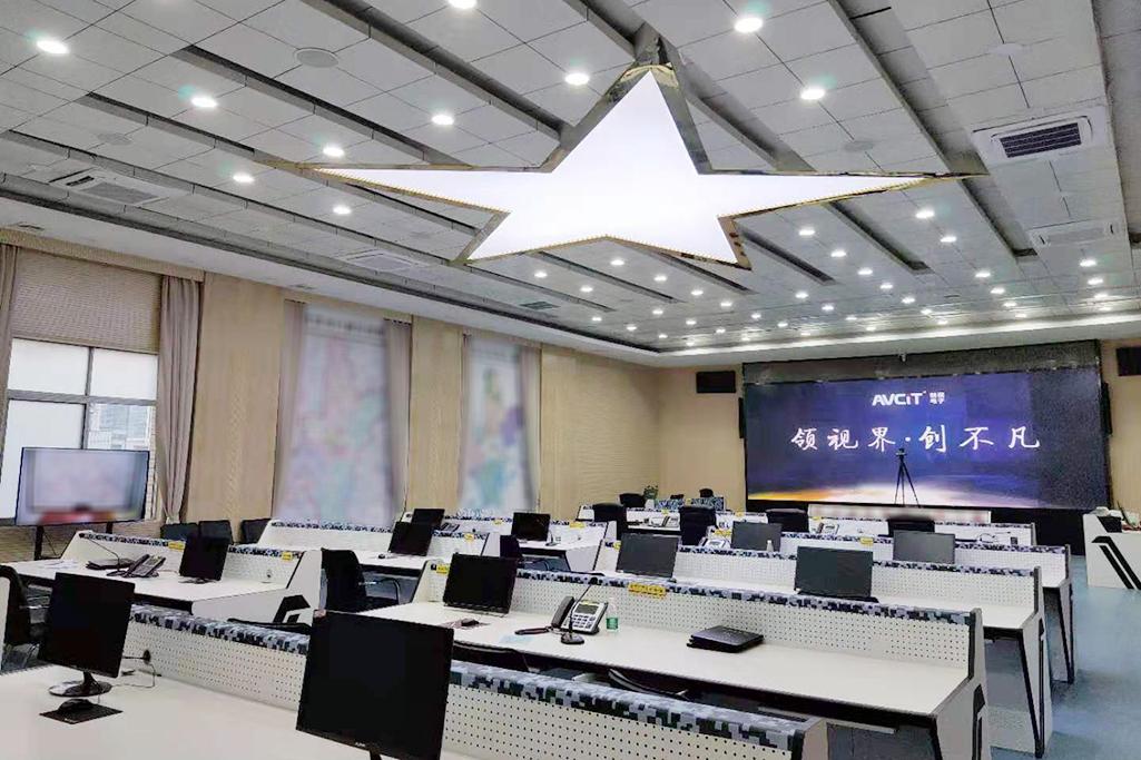 8地指挥中心立体防控,AVCiT魅视助力打造最强安全防御网!