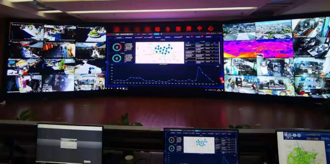 向科技要安全 大华股份助力丽江古城筑牢消防安全防线