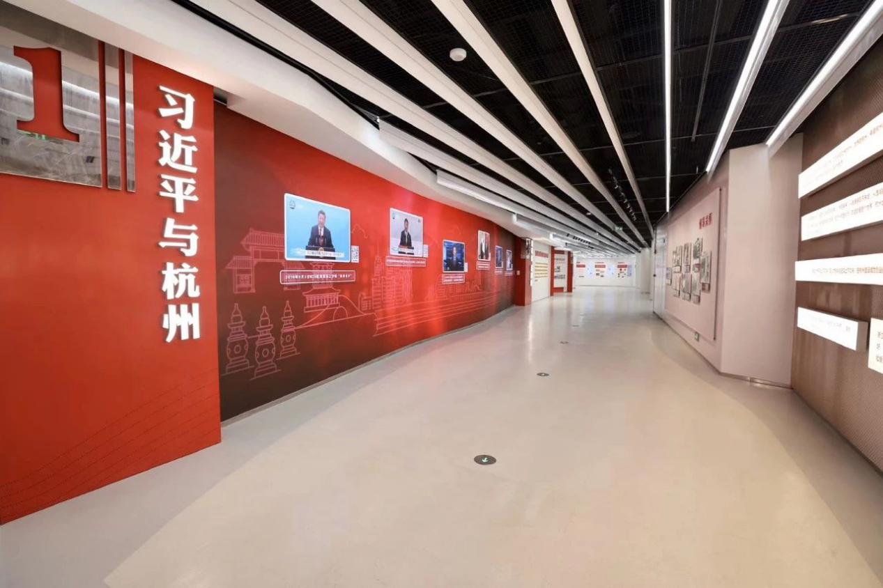 """联建LED小间距创意屏组助力杭州党群服务中心,彰显不""""屏""""凡"""
