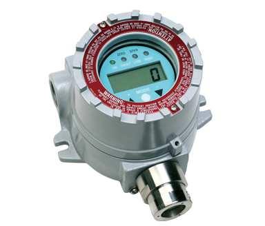 华瑞FGM-1100S固定式催化燃烧式CH4甲烷浓度检测仪