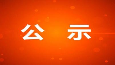 中国公共安全记者证申领名单公示