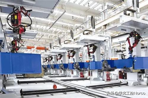 华北工控助推数控机床智能化升级