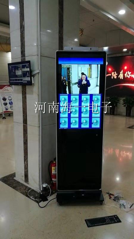 郑州海一高端动态人脸识别考勤签到设备系统厂家直销