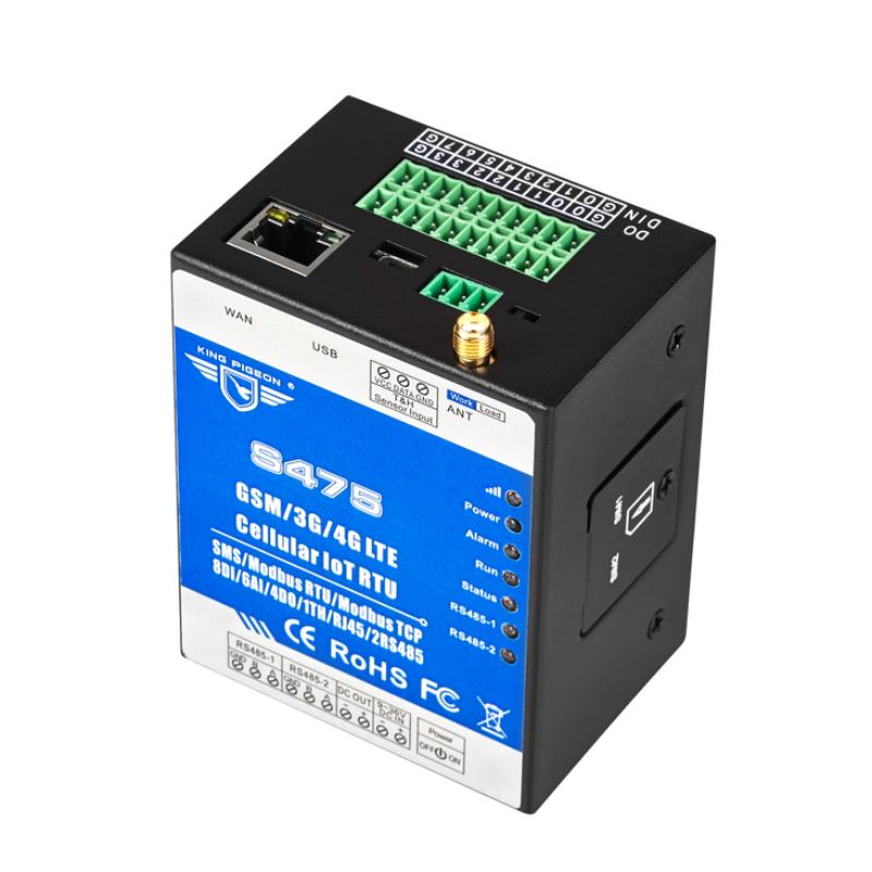 金鸽科技发布数控机床网关S475助力传统数控机床物联网升级