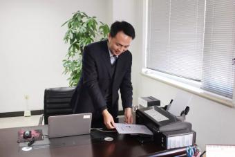 天地伟业研究院院长薛超获得人工智能领域职称证书