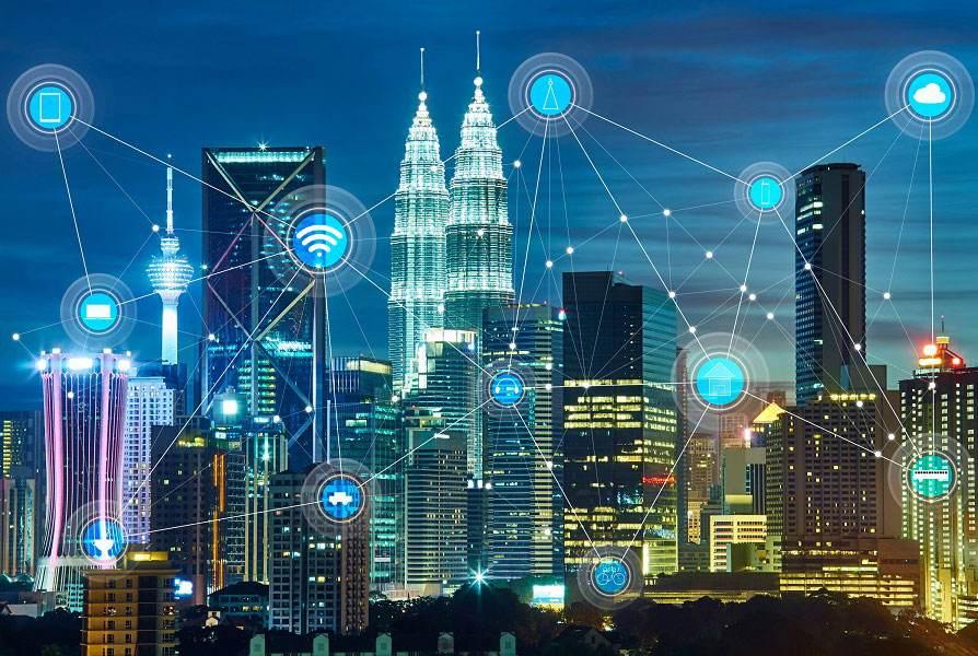 IDC:2020年中国智慧城市市场规模将达266亿美元