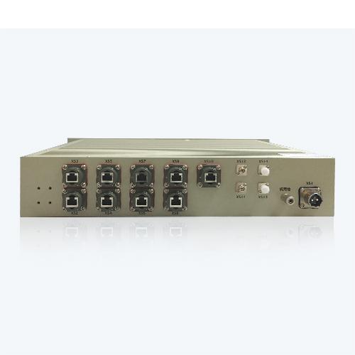 Cronet CC-7212  机架式全千兆网管型军工交换机