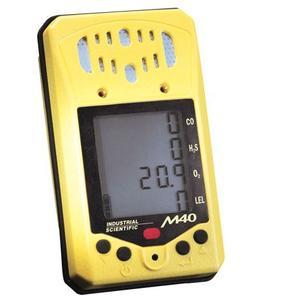 个人用便携式英思科M40多种气体检测仪