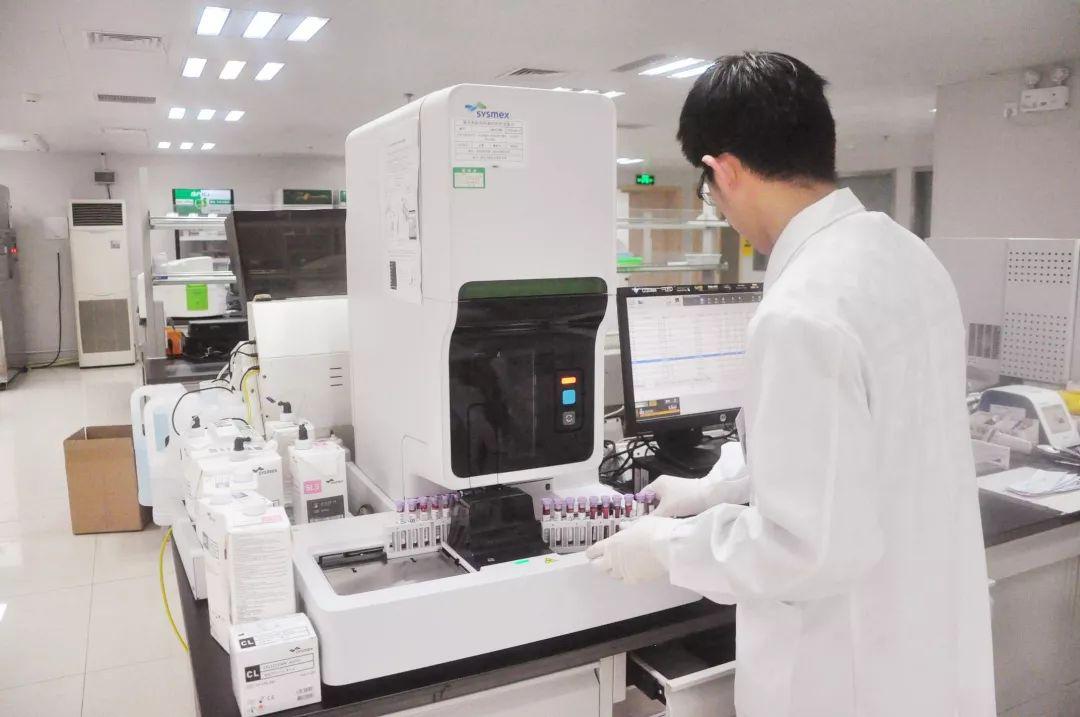 """""""AI+""""血液分析仪,血细胞临床检测的自动化之路"""