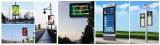 LED显示屏做强智慧城市显示终端,华北工控嵌入式主板可全程助力