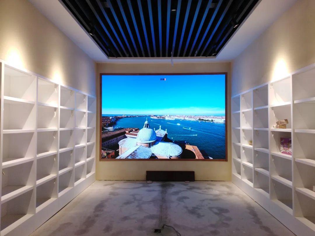 海康威视LED全彩显示屏服务千行百业