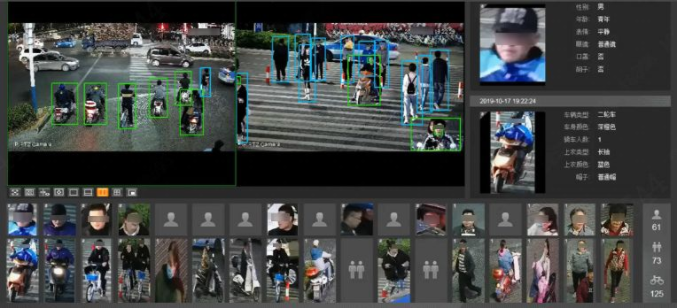 双目抓拍 全方位识别 | 大华灵犀助力多场景融合应用