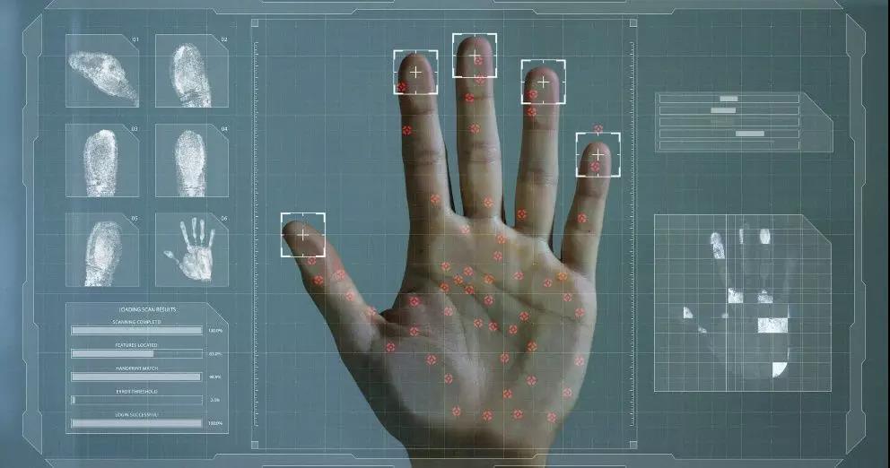 生物识别:掌纹技术要逆袭?