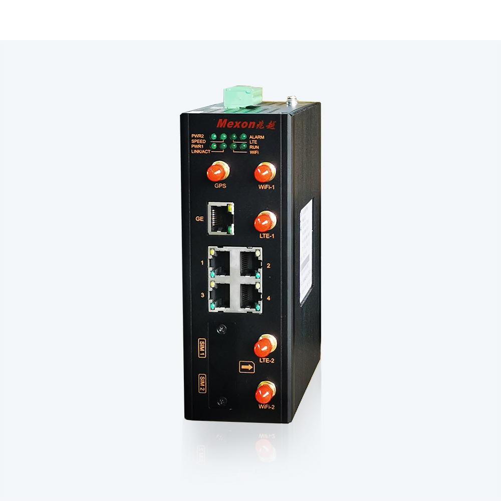 MWG-2620 卡轨式工业无线4G路由器