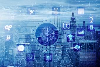 大數據時代催生城市變革,數字科技助力智慧城市建設