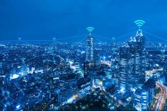 """疫情""""压测""""下的中国智慧城市"""