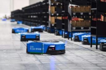 就去干网搬运普及,华北工控打造AGV无人搬运车嵌入式计算机产品方案
