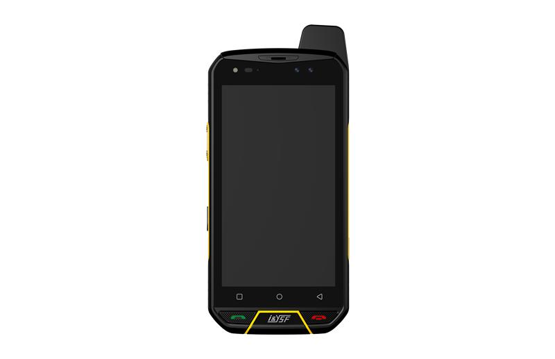 5.5寸屏安卓系统智能巡检终端全网通4G高端巡更手持机