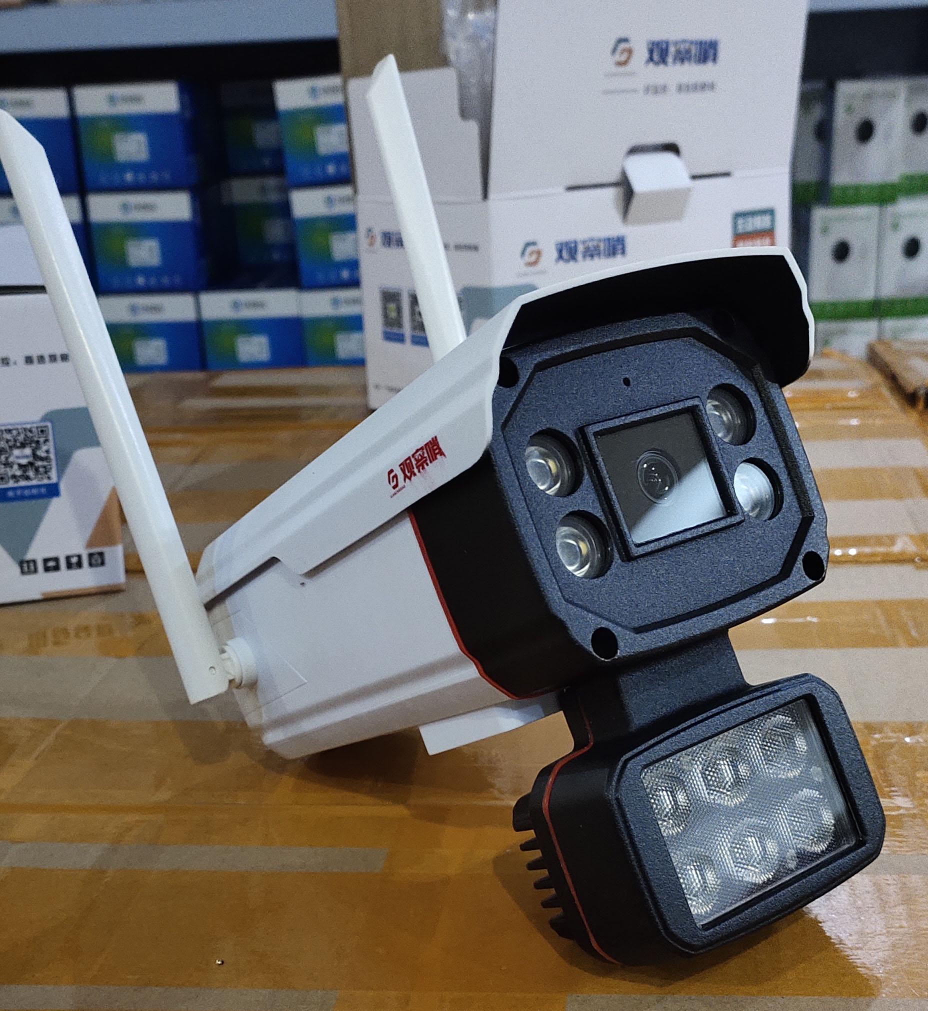供应 观察哨300万像素无线摄像机 插卡 全彩 红外