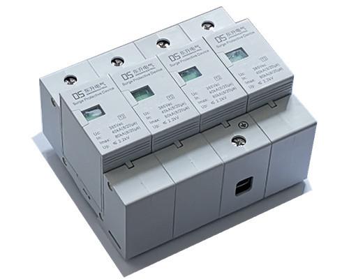 陕西东升电气CPA-80二级放电电流80KA浪涌保护器