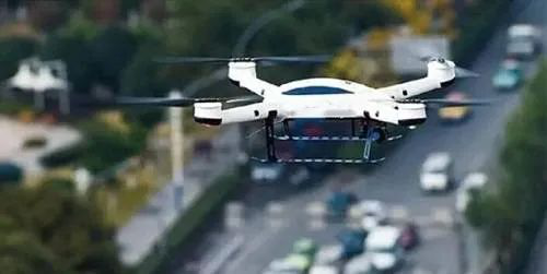 警用无人机高速执勤,AI助推智慧交通建设加速