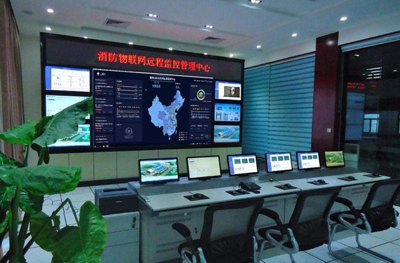 嵌入式计算机在智慧消防监管系统中的应用