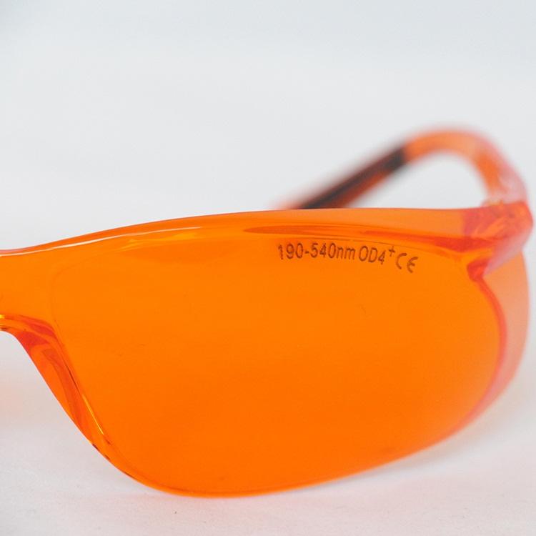 倍频半导体激光安全防护眼镜