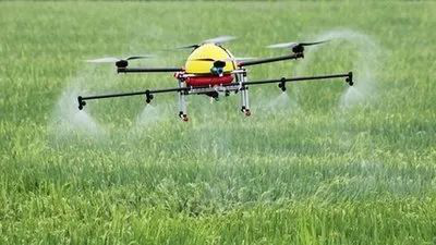 植保无人机开启智能农业新时代,华北工控嵌入式计算机可全程助力